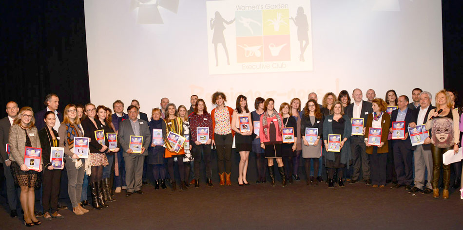 Yoyo Fitt, premio Woman's Garden Executive Club Scelto dalle donne, per le donne